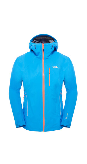 The North Face W's Zero Gully Jacket Clear Lake Blue